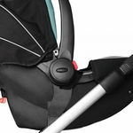 Baby Jogger City Select/Versa Car Seat Adapter Graco Click Connect