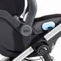 Baby Jogger City Select & Versa Car Seat Adapter for UppaBaby Mesa
