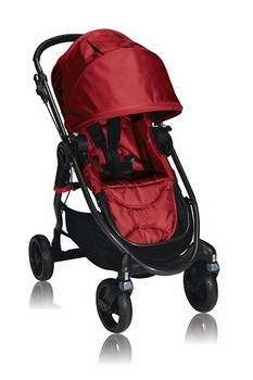 Baby Jogger City Versa Stroller Red