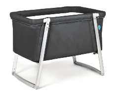 Babyhome Dream Baby Crib Graphite