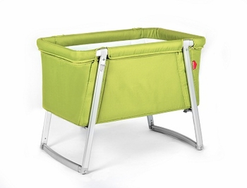 Babyhome Dream Baby Crib Lime