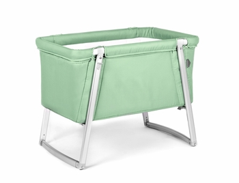 Babyhome Dream Baby Crib Mint