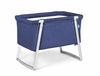 Babyhome Dream Baby Crib Navy