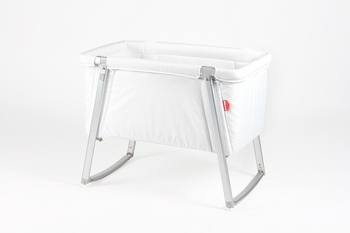 Babyhome Dream Baby Crib White