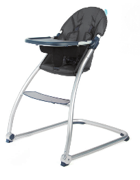 Babyhome Eat High Chair Graphite