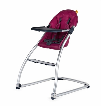 Babyhome Eat High Chair Purple