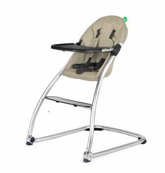 Babyhome Eat High Chair Sand
