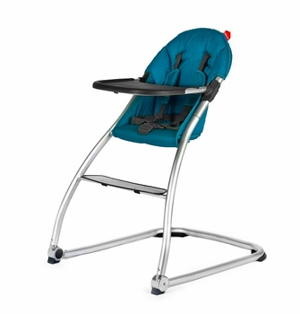 Babyhome Eat High Chair Turquoise