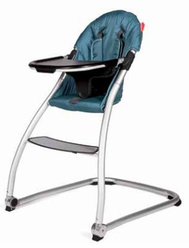 BabyHome Taste High Chair Sky