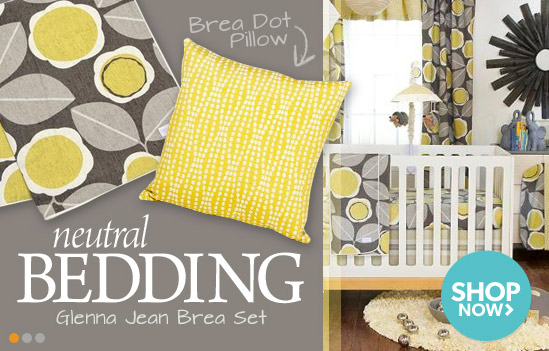 Neutral Crib Bedding