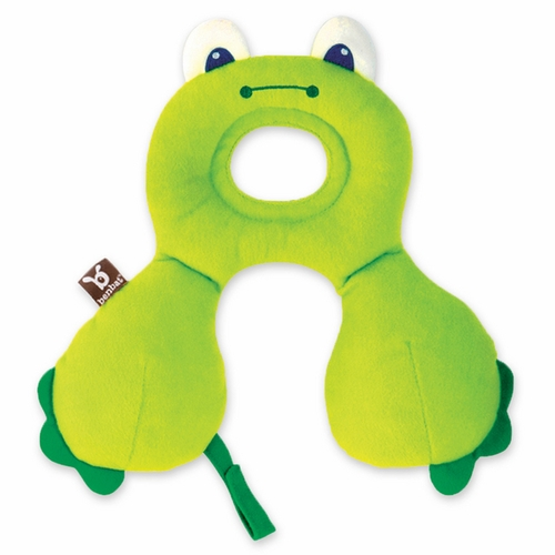 Frog Neck Pillow