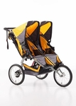 Bob Ironman Duallie 2013 Stroller Yellow