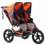 Bob Sport Utility Duallie Orange