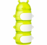 Boon CATERPILLAR SNACK STACK CONTAINER