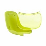 Boon Flair Seat Pad + Tray Liner - Green
