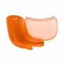 Boon Flair Seat Pad + Tray Liner - Orange