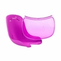 Boon Flair Seat Pad + Tray Liner - Pink