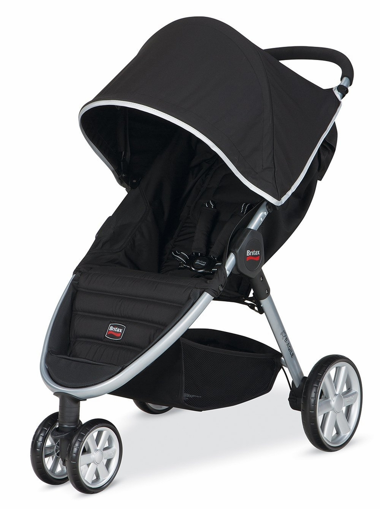 Britax B Agile Stroller And Chaperone Infant Car Seat Reviews