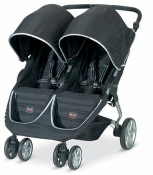Britax B-Agile Double Black