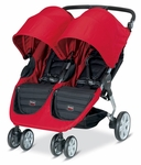 Britax B-Agile Double Red