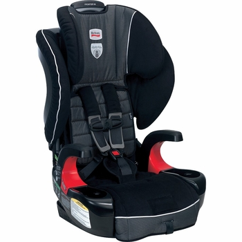 Britax Frontier Clicktight Booster Seat Onyx