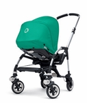 Bugaboo Bee 2013/2014 Limited Edition Jade Green Sun Canopy