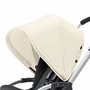 Bugaboo Bee 2013/2014 Sun Canopy Off White