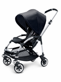 Bugaboo Bee+ Complete Stroller 2014 Black