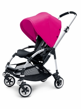 Bugaboo Bee+ Complete Stroller 2014 Pink