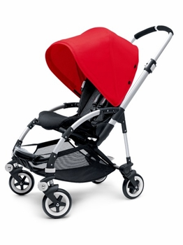Bugaboo Bee+ Complete Stroller 2014 Red