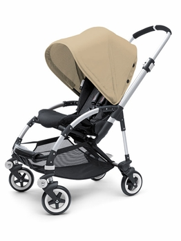 Bugaboo Bee+ Complete Stroller 2014 Sand