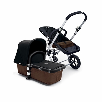 Bugaboo Cameleon 2012 Dark Brown w Black