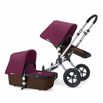 Bugaboo Cameleon 2012 Dark Brown w Deep Purple