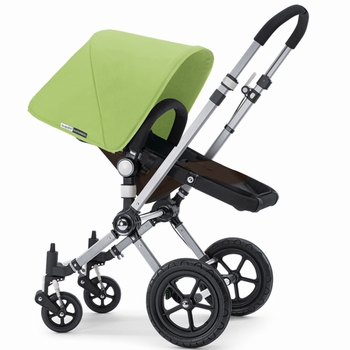 Bugaboo Cameleon 2012 Dark Brown w Light Green