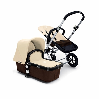 Bugaboo Cameleon 2012 Dark Brown w Off White