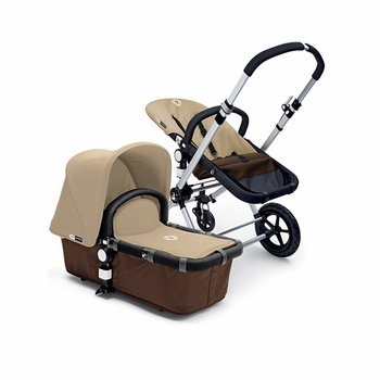 Bugaboo Cameleon 2012 Dark Brown w Sand