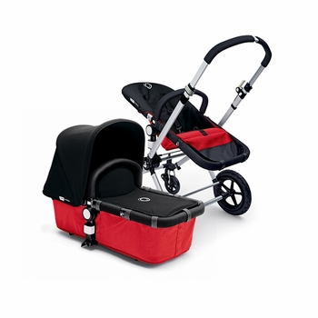 Bugaboo Cameleon 2012 Red w Black