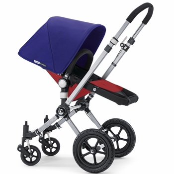 Bugaboo Cameleon 2012 Red w Electric Blue