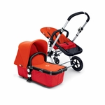 Bugaboo Cameleon 2012 Red w Orange