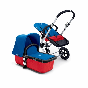 Bugaboo Cameleon 2012 Red w Royal Blue