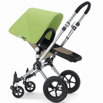 Bugaboo Cameleon 2012 Sand w Light Green