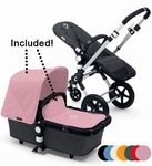 Bugaboo Cameleon3 Complete Stroller Dark Grey Base + Extendable Fabric