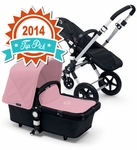 Bugaboo Cameleon3 Complete Stroller Black Base + Extendable Fabric