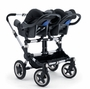 Bugaboo Donkey Britax Twin Car Seat Adapter
