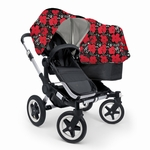 Bugaboo Donkey Duo Black Andy Warhol Limited Edition