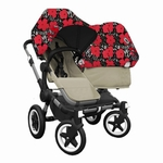 Bugaboo Donkey Duo Sand Andy Warhol Limited Edition