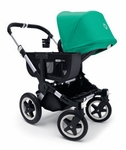 Bugaboo Donkey Limited Edition Jade Green Tailored Fabric Set
