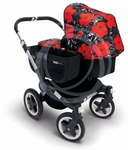 Bugaboo Donkey Mono Black Andy Warhol Limited Edition