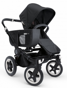 Bugaboo Donkey Mono Stroller All Black Limited Edition