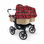 Bugaboo Donkey Twin Sand Andy Warhol Limited Edition